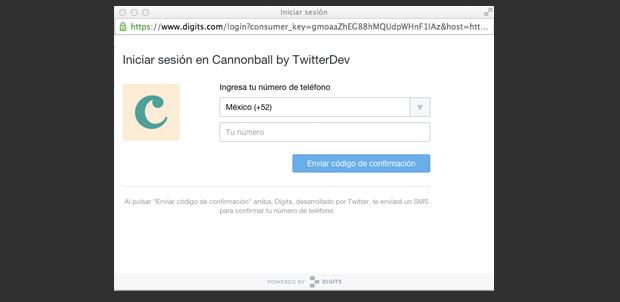 Conoce más de Digits login, lo nuevo de Twitter