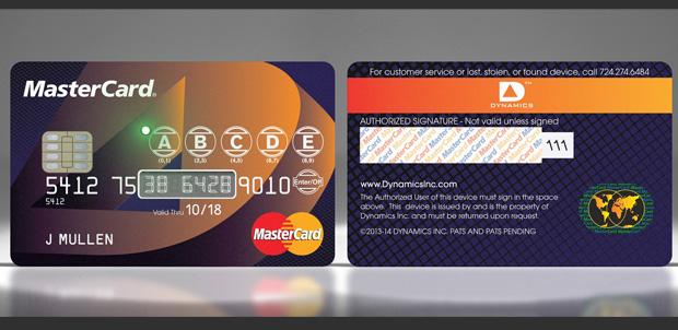 La primer tarjeta de crédito con una PC