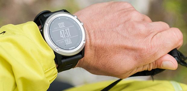 fēnix 3 el reloj GPS multideporte en #CES2015