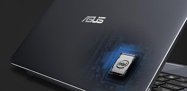 Intel también es el corazón de equipos ASUS