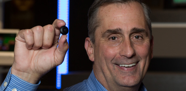 Intel Curie mejora los dispositivos wearables