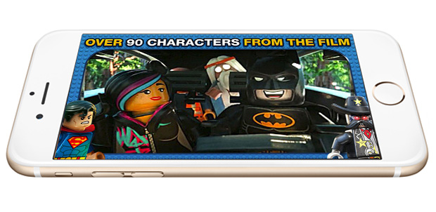 The LEGO Movie Video Game para iOS
