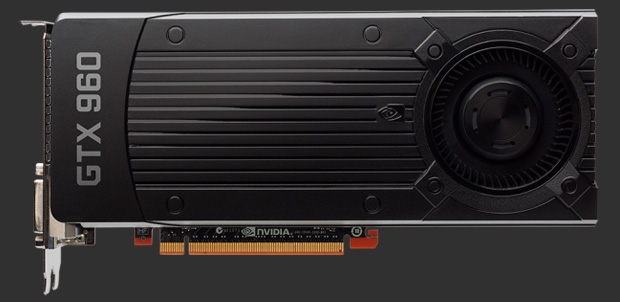 NVIDIA GeForce GTX960