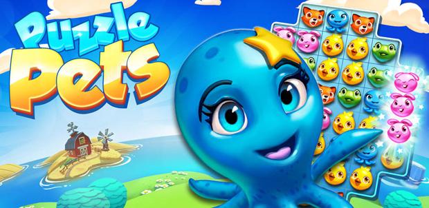 Puzzle Pets el nuevo juego de Gameloft