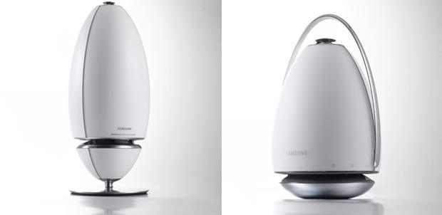 Nuevas bocinas con audio en 360º de Samsung