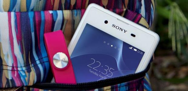 Sony Mobile lanza en México el Xperia E3
