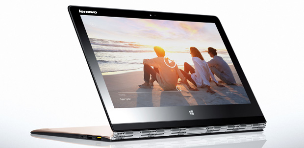 Lenovo Yoga 3 Pro disponible en Liverpool