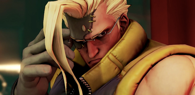 Charlie está de regreso en Street Fighter V