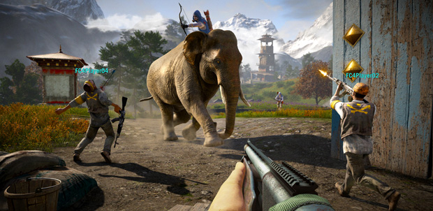 Ubisoft mejora el Editor de mapas de Far Cry 4
