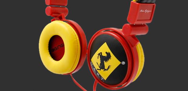 Ginga trae audífonos de la NART F1