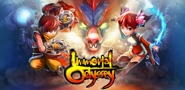 Immortal Odyssey ios