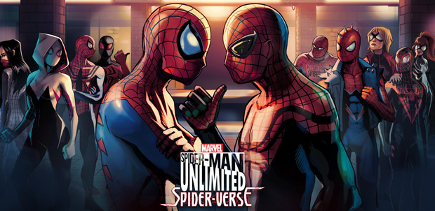 Spider Man Unlimited Spider Verso 2