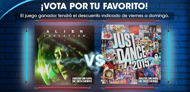Alien Just Dance PS Store