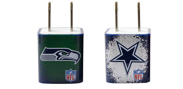 Ginga y la NFL recargan tus gadgets