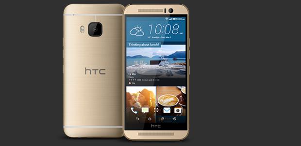 HTC One M9 llegará a México en abril