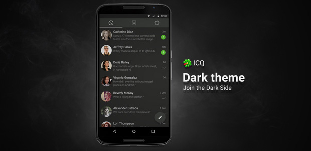 ICQ Lollipop