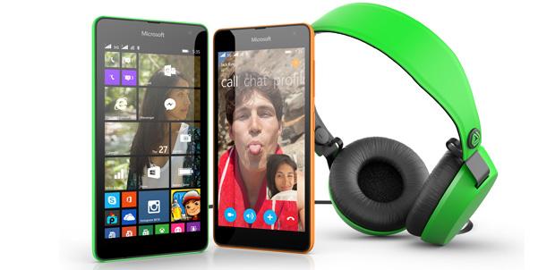 Lumia 535 Telcel