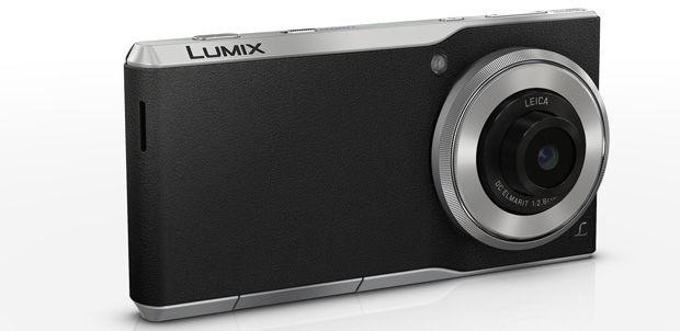 Lumix CM1 la cámara con conectividad LTE