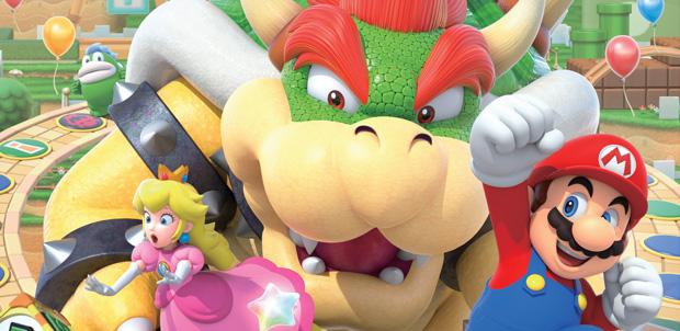 Mario Party 10 es más divertido con amiibos