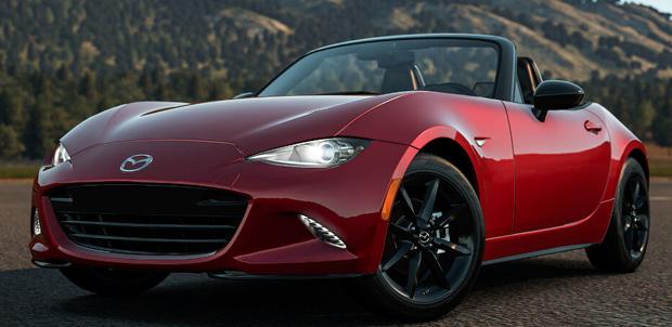 Mazda MX-5  gratis en Forza Horizon 2