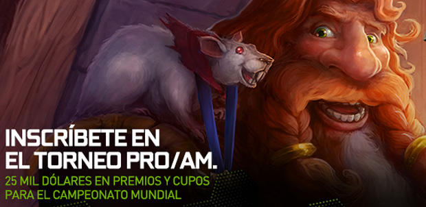 Torneo HEARTHSTONE