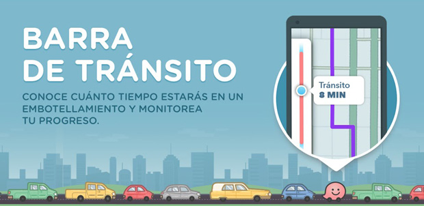 Waze ahora es más rápido en Android