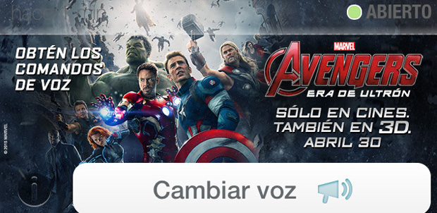Waze The Avengers