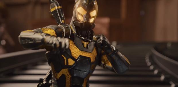 El primer trailer de la nueva cinta Ant-Man