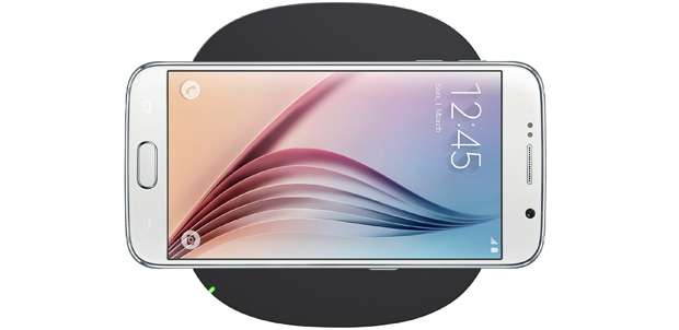 Belkin da energía inalámbrica a Galaxy S6