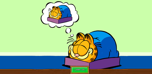 Garfield: Survival of The Fattest para iPhone 6