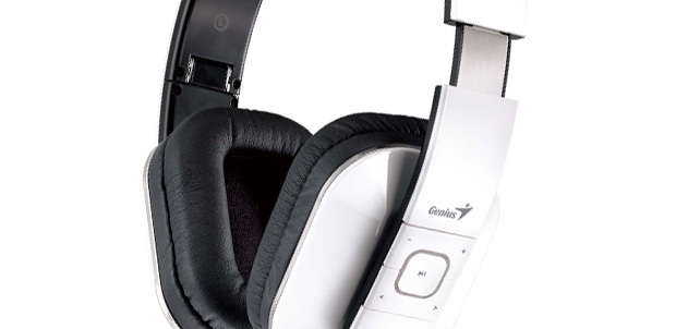 Genius HS-970BT se conecta a dos dispositivos