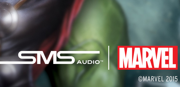 Marvel SMS Audio