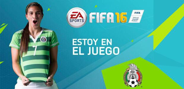 FIFA 16 incluirá las mejores selecciones femeniles