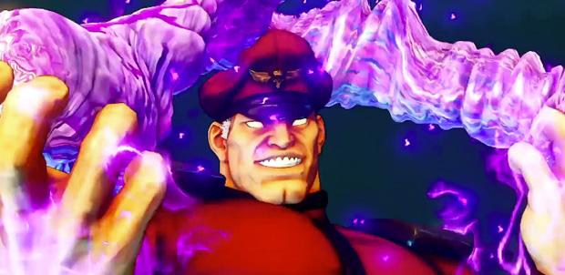 Se confirma M. Bison para Street Fighter V