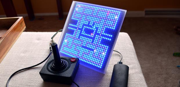 1 Pixel Pac Man