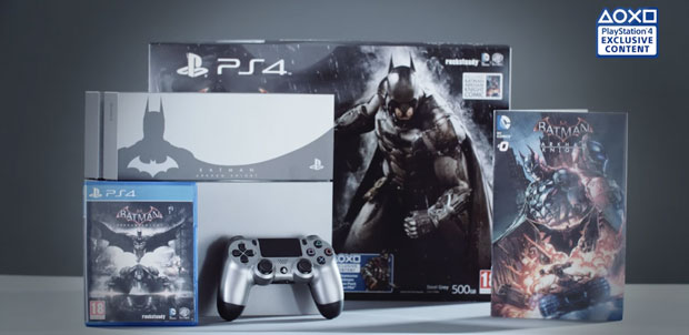 Batman PlayStation 4