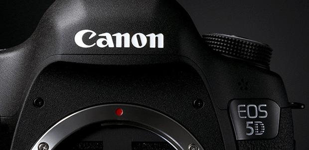 Una década de la cámara Canon EOS 5D