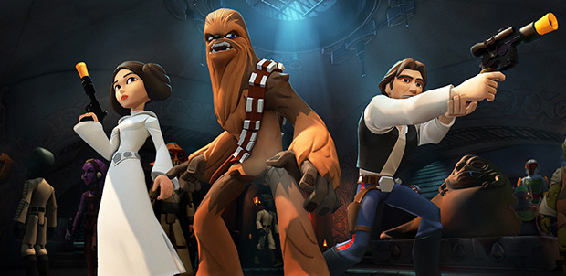 Rise Against the Empire en Disney Infinity Edición 3.0
