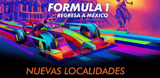 F1 Mexico paquetes