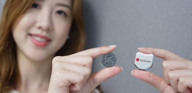 Las nuevas baterías hexagonales para smartwatch de LG