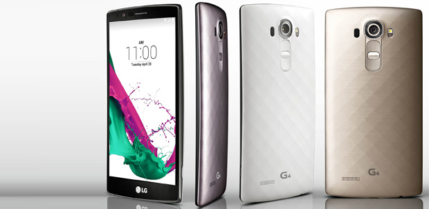 LG G4 Mexico Telcel