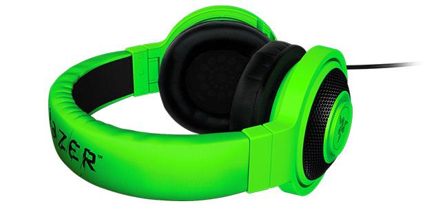 Los nuevos audífonos Razer Kraken Pro