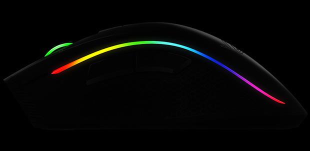 Razer Mamba el mouse más sensible para juegos