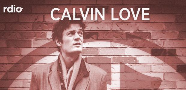 El nuevo disco de Calvin Love llega a Rdio