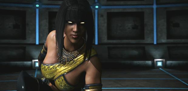 Tanya regresa a pelear en Mortal Kombat X