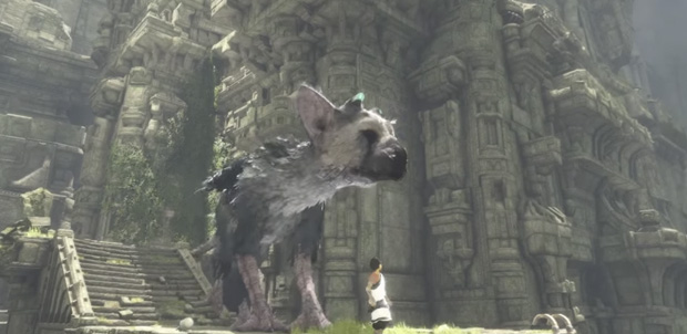 The Last Guardian E3 PS4