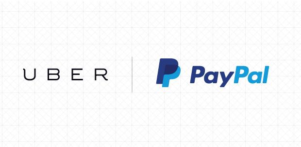 Uber PayPal