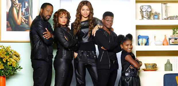 Zendaya es Agente K.C. en la serie de Disney Channel