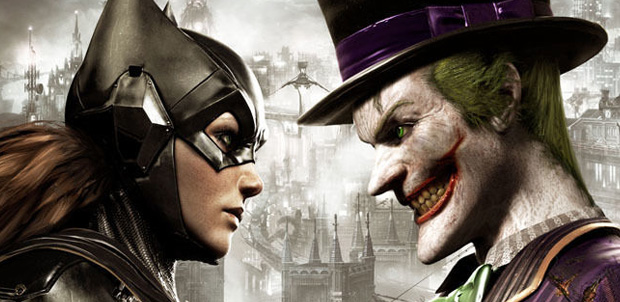 Batgirl Joker Arkham Knight