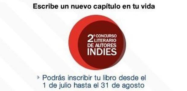 Concurso Literario de Autores Indie Amazon